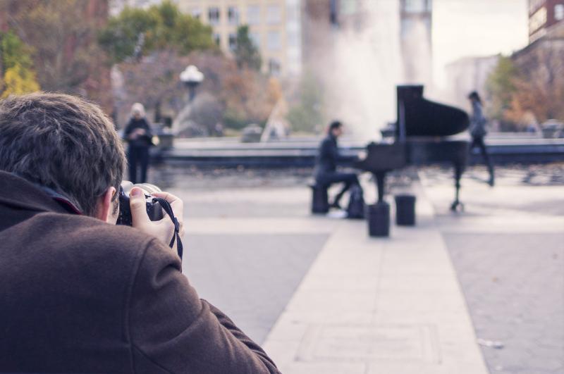 les qualités pour devenir un meilleur photographe