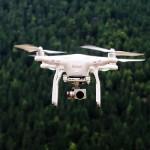 La photographie aérienne par drone
