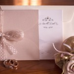 Réaliser un faire-part de mariage personnalisé avec vos photos