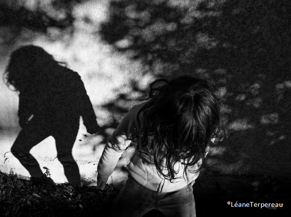Sortir de l'ombre - ©Léane Terpereau